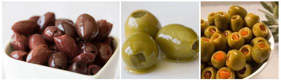 zeea olives variety
